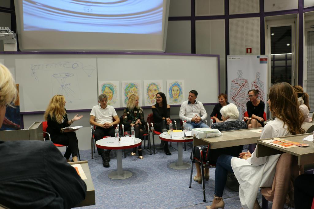 Ekonomska fakulteta Univerze v Ljubljani, Alumni klub